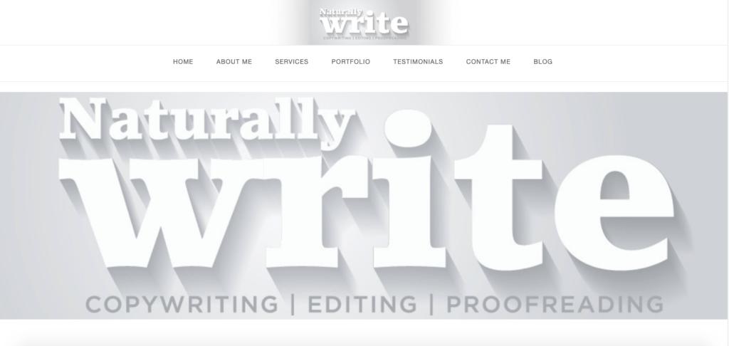 Naturally Write