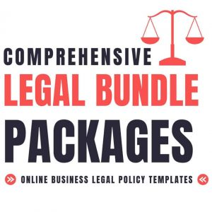 Comprehensive Legal Bundle packages for online entrepreneurs and bloggers