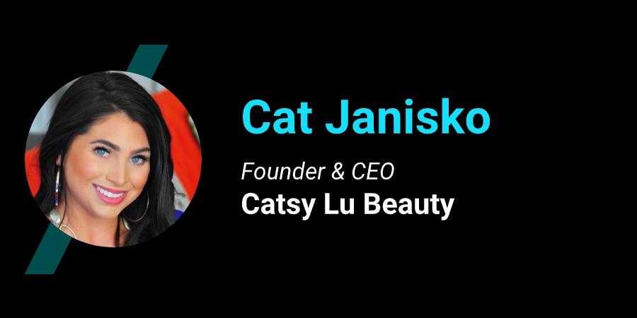 ecommerce beauty cat janisko