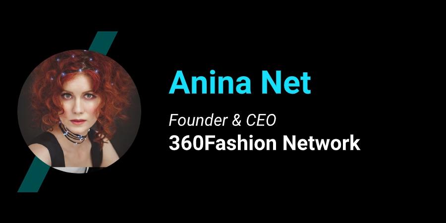 fashion tech entrepreneur anina net