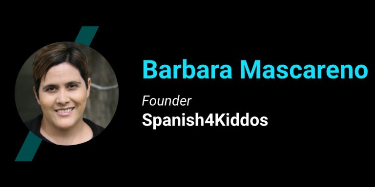 bilingual teacher spanish4kiddos