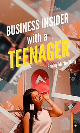 Business Insider with a Teenager book