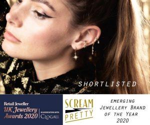 UK jewellery awards 2020
