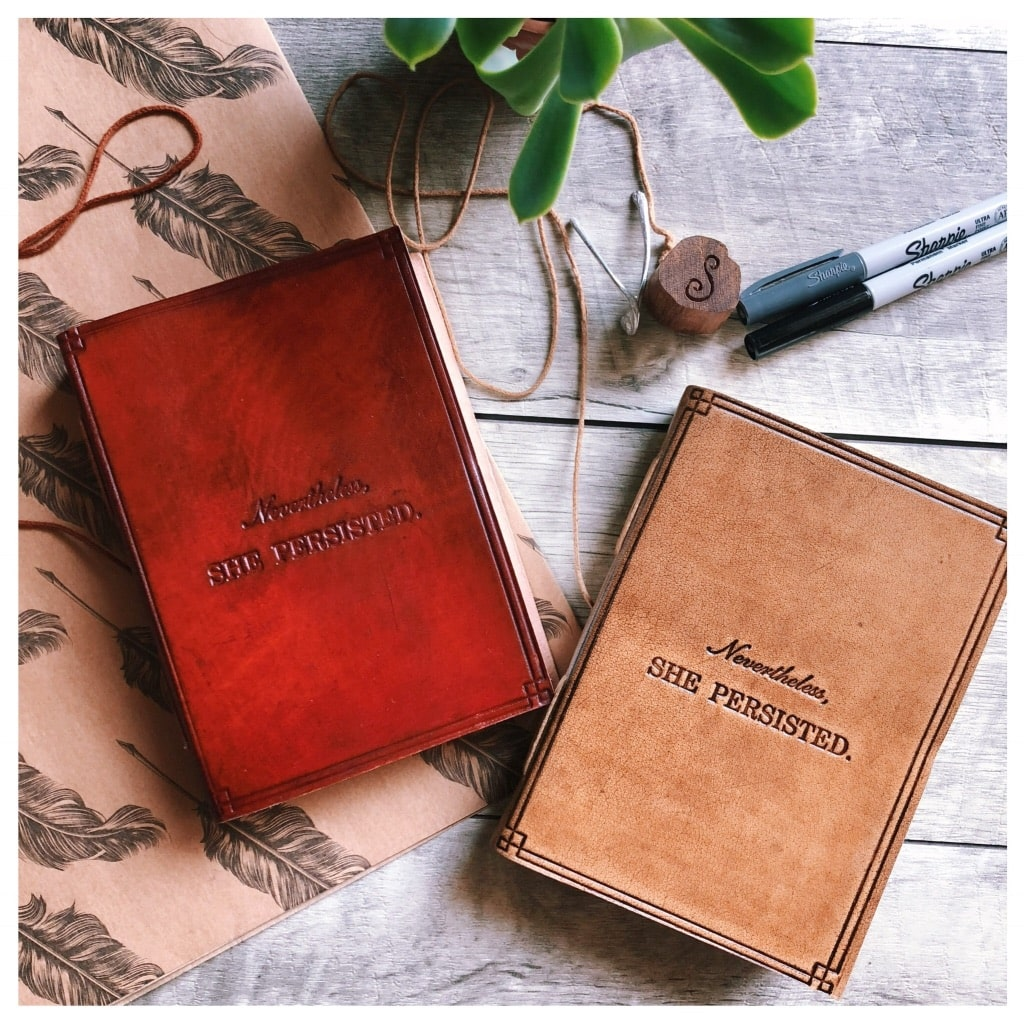 soothi handmade journals