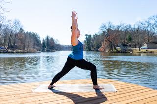 julie norman yoga teacher