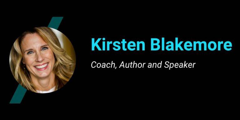 Kirsten Blakemore unleash your power