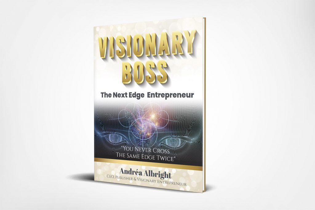 andrea albright Visionary Book
