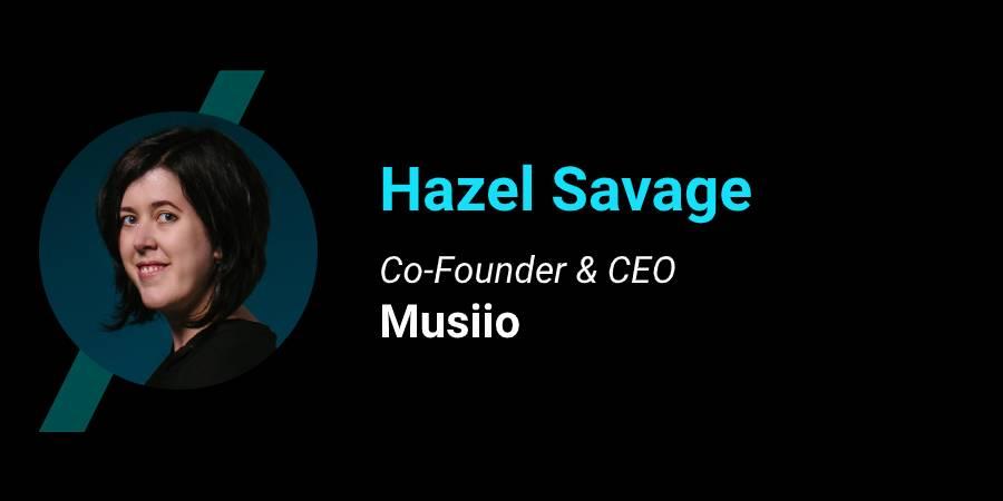 musiio music tech startup